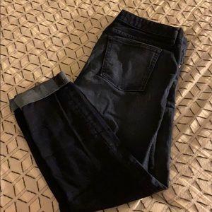 Dark wash Gap 1969 Always Skinny jeans